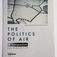 Politics of air leaflet