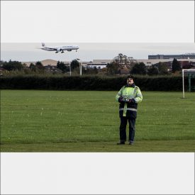 Little Harlington Drone Flying Club